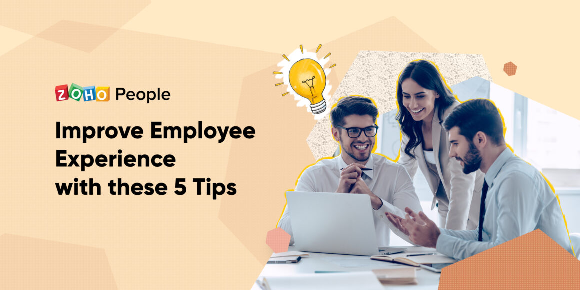 tips to improve employee experience