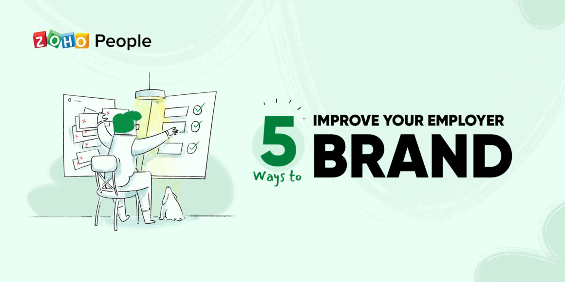 Tips to improve employer brand