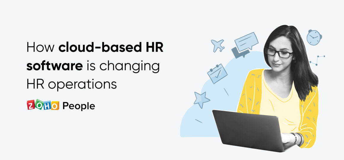 Cloud-based HR software in India