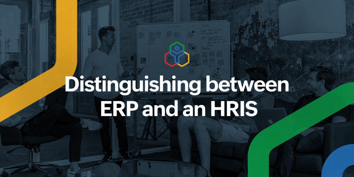 Distinguishing between an ERP and HRIS