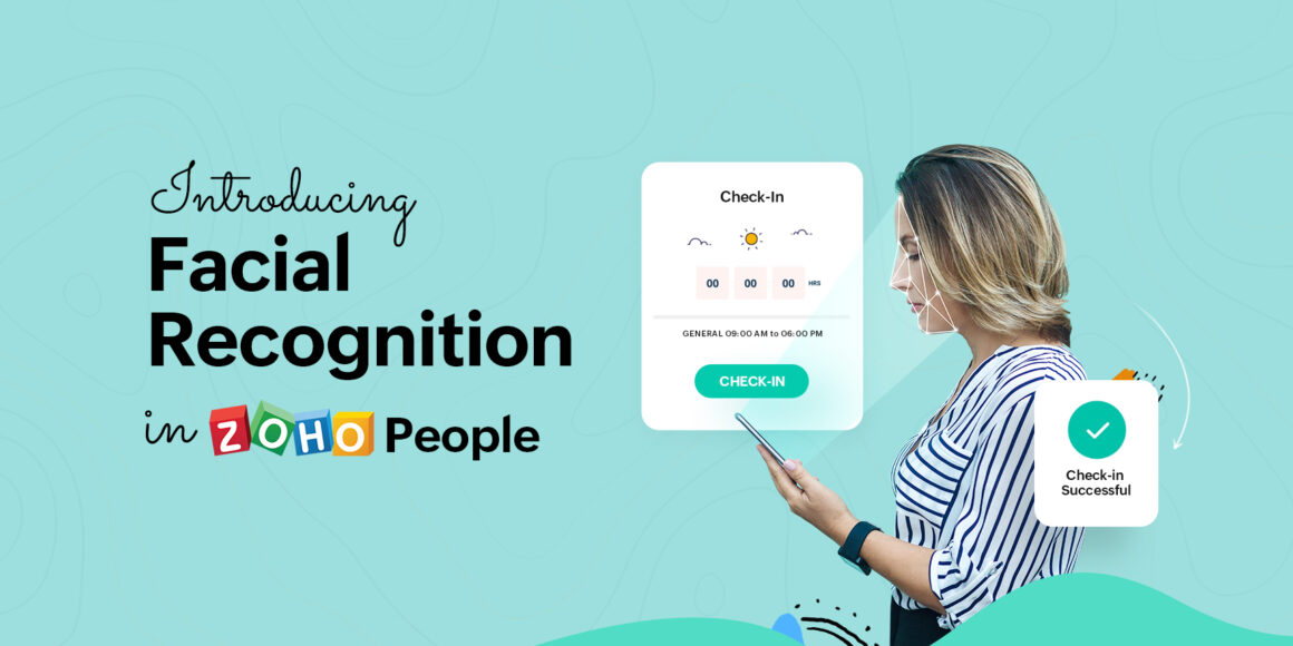Facial recognition in Zoho People
