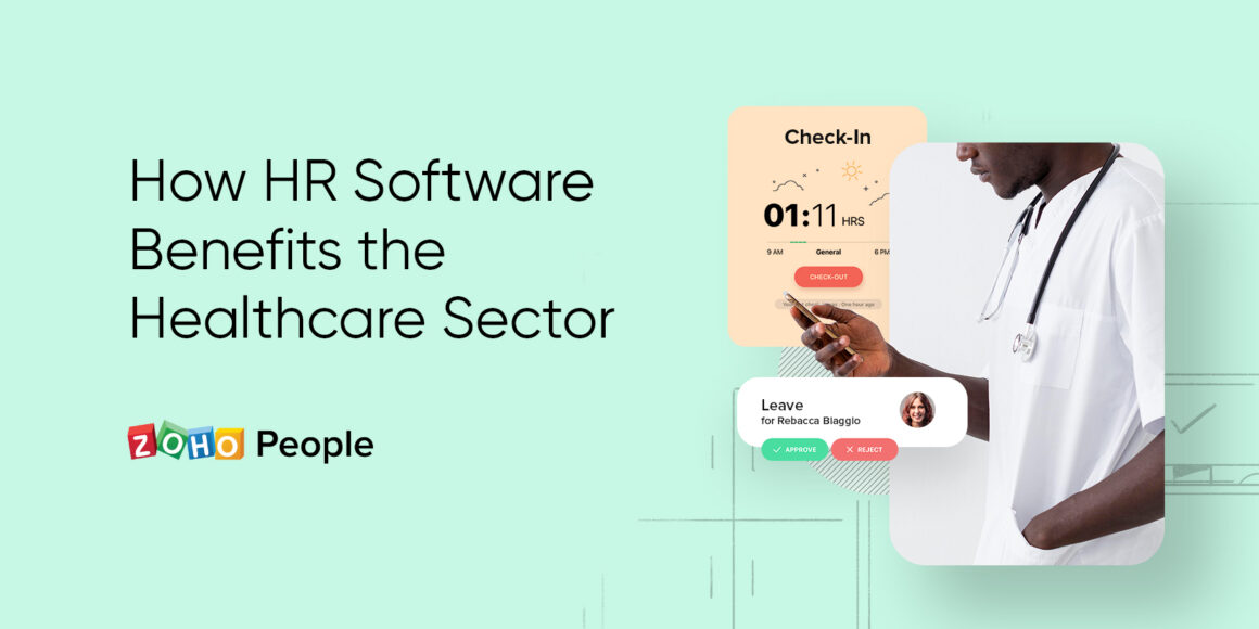 HR software for healthcare sector