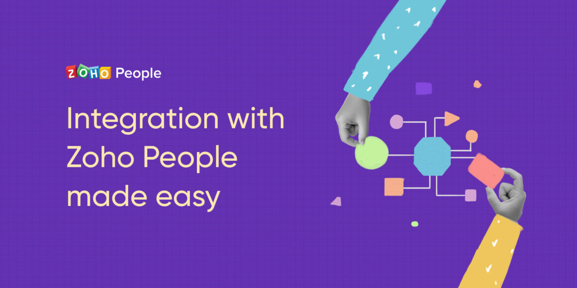 Integrations with Zoho People
