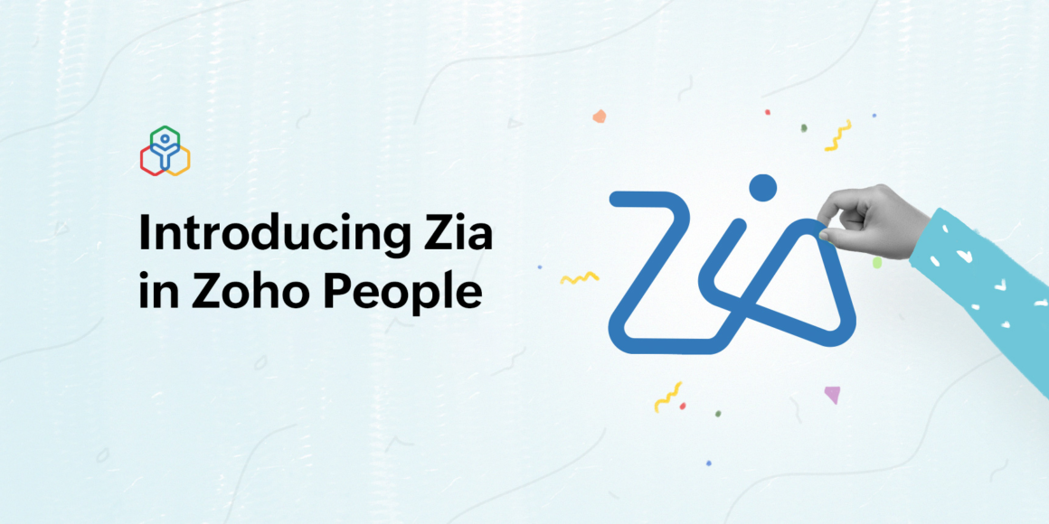 Introducing Zia in Zoho People