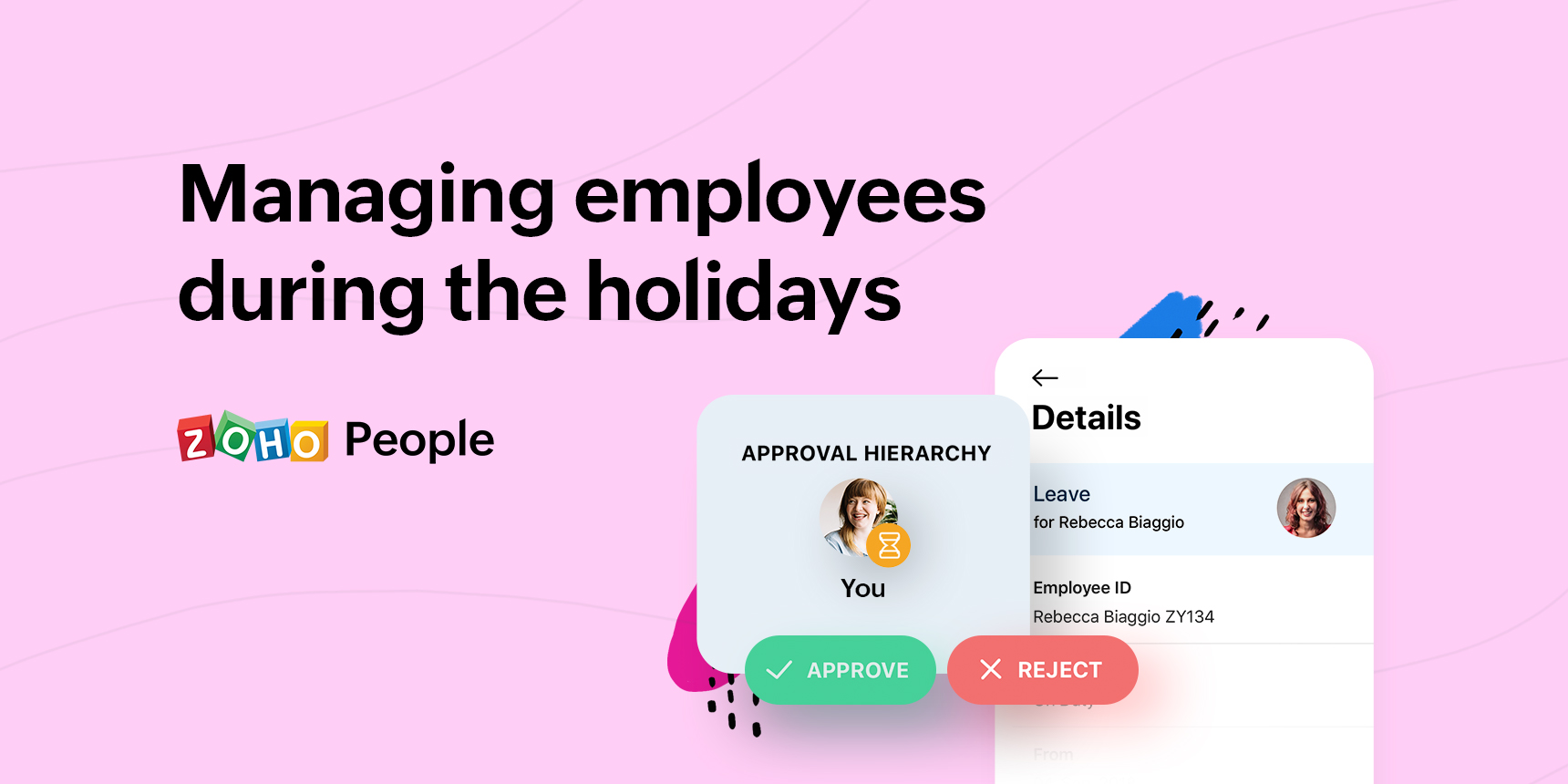 Managing employees during the holidays