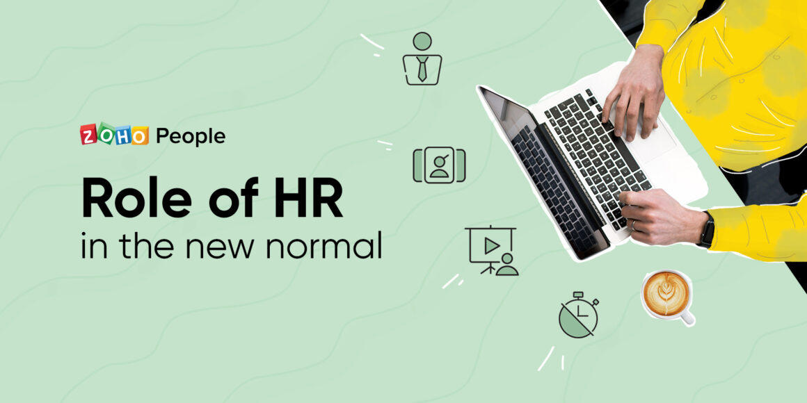 Role of HR in the new normal