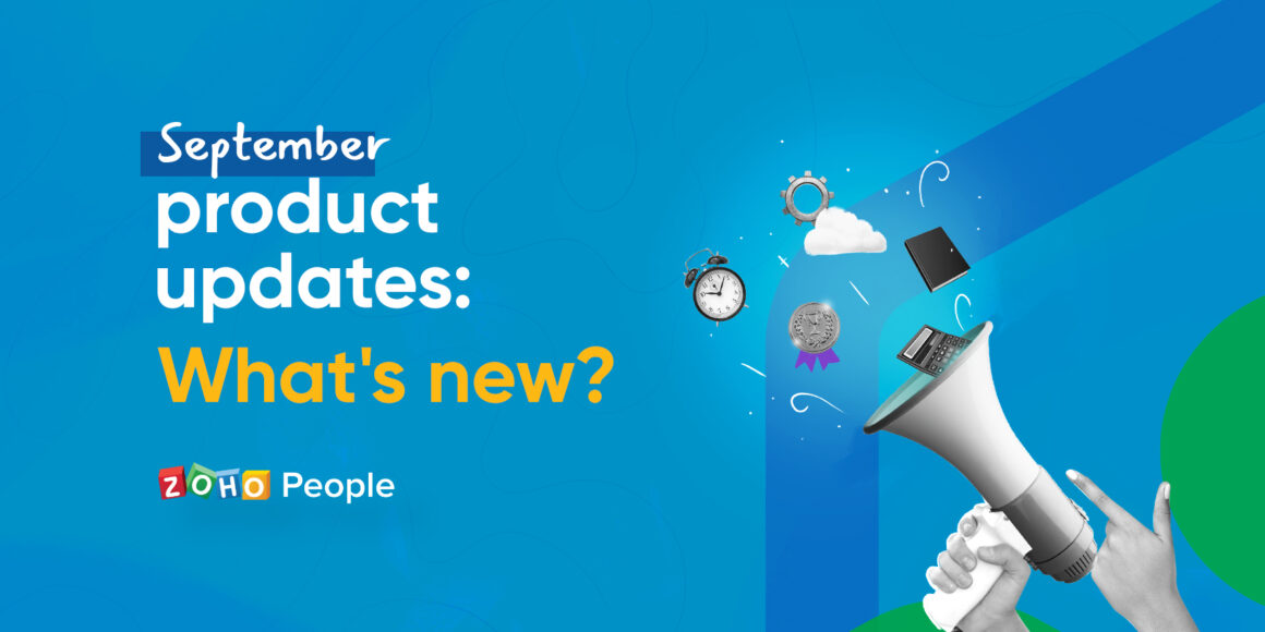 What's New on Zoho People