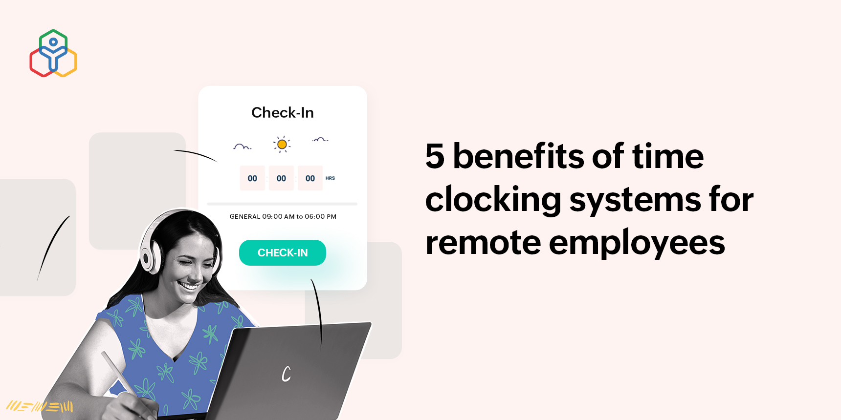 Using time clocking systems to manage remote employee time