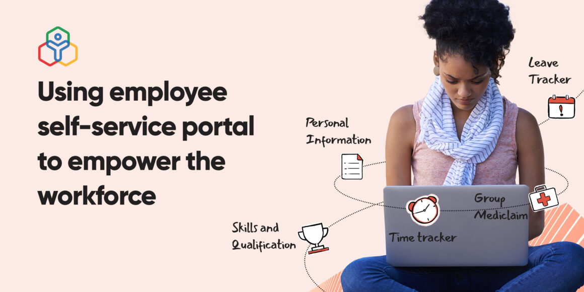 Empower your people with an employee self-service portal