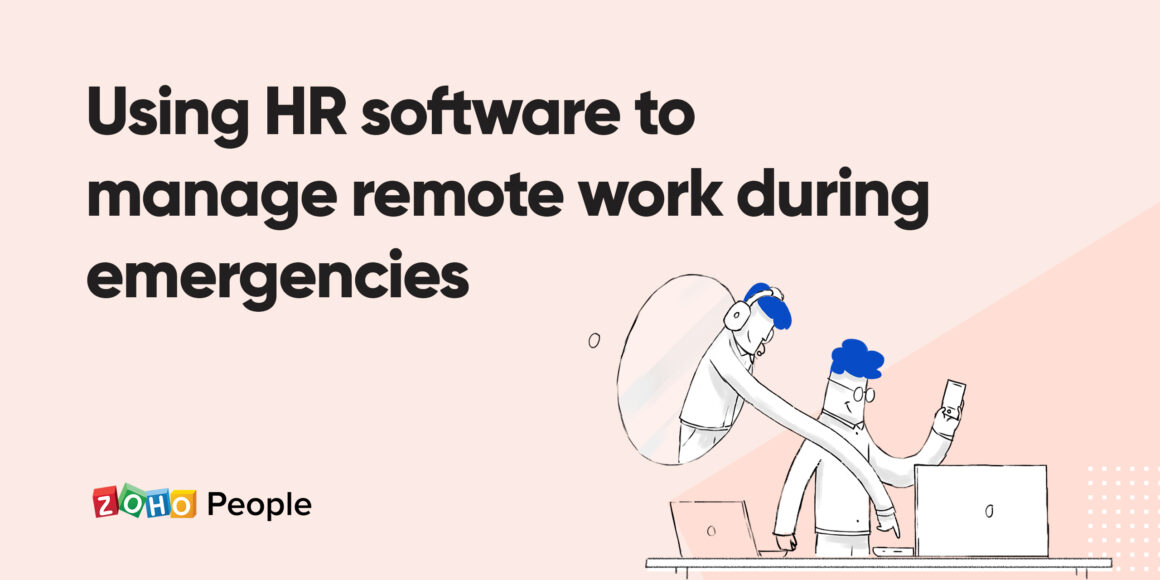 Using HR software to manage remote workforce