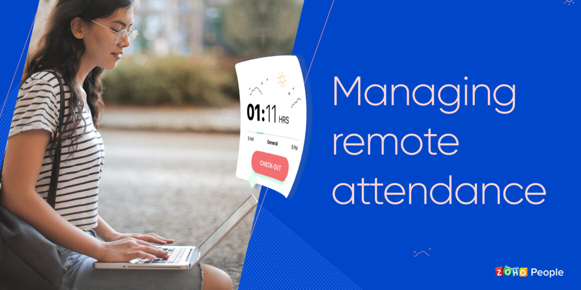Managing remote attendance efficiently
