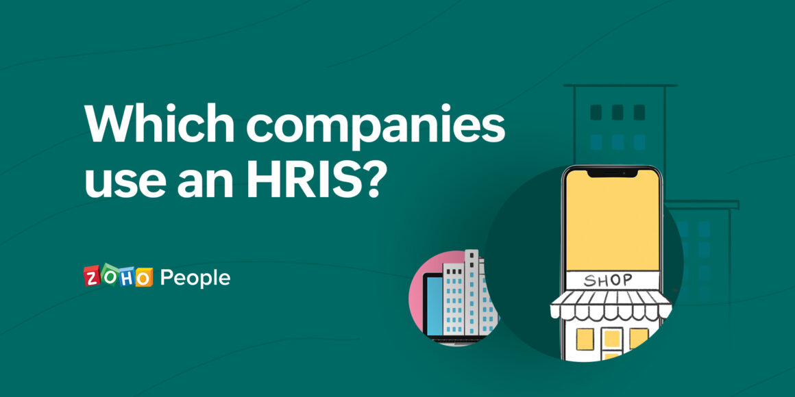 Which Companies use an HRIS?