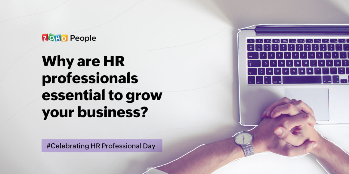 Why are HR Professionals essential for your business