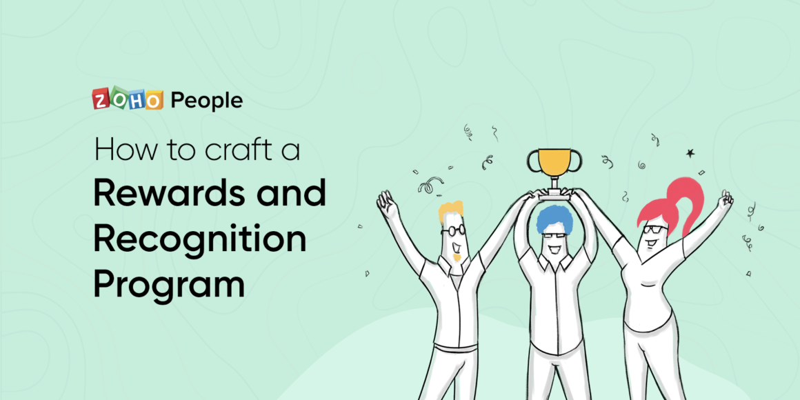 Zoho People | Rewards and Recognition