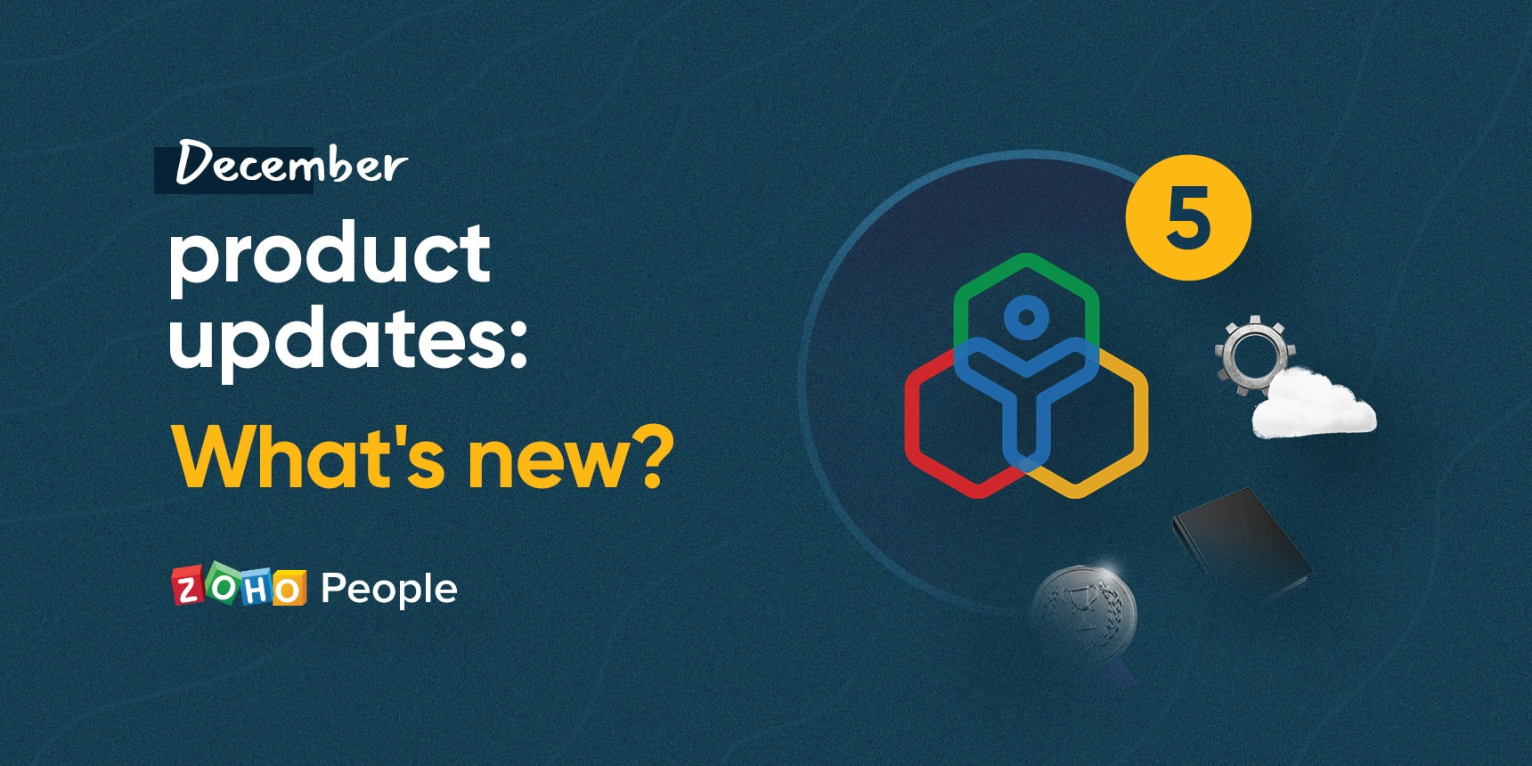 December Product updates - Zoho People