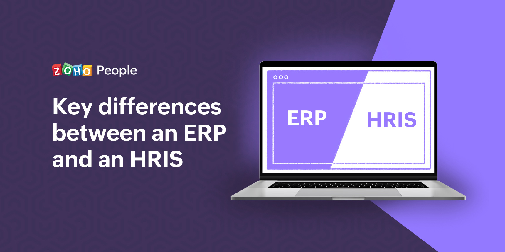 Differences between an ERP and an HRIS
