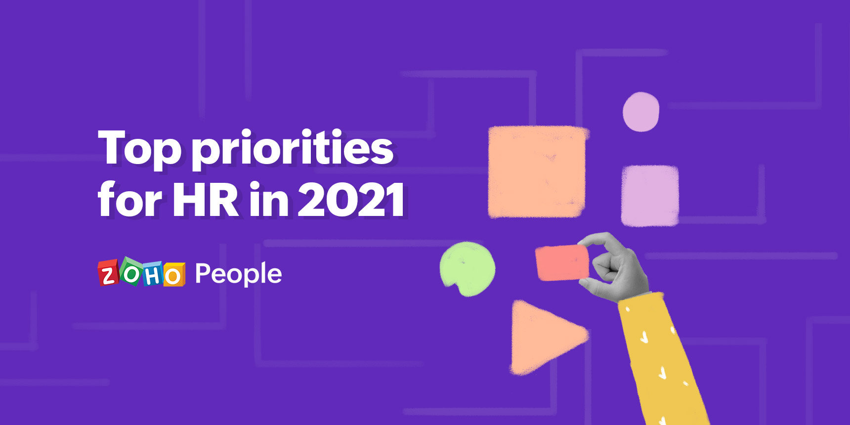 Top HR priorities - 2021