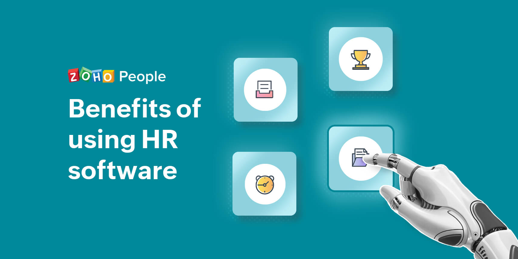 Benefits of using HR Software
