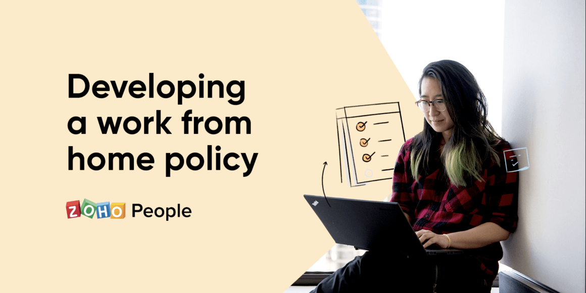 Tips to develop a work from home policy
