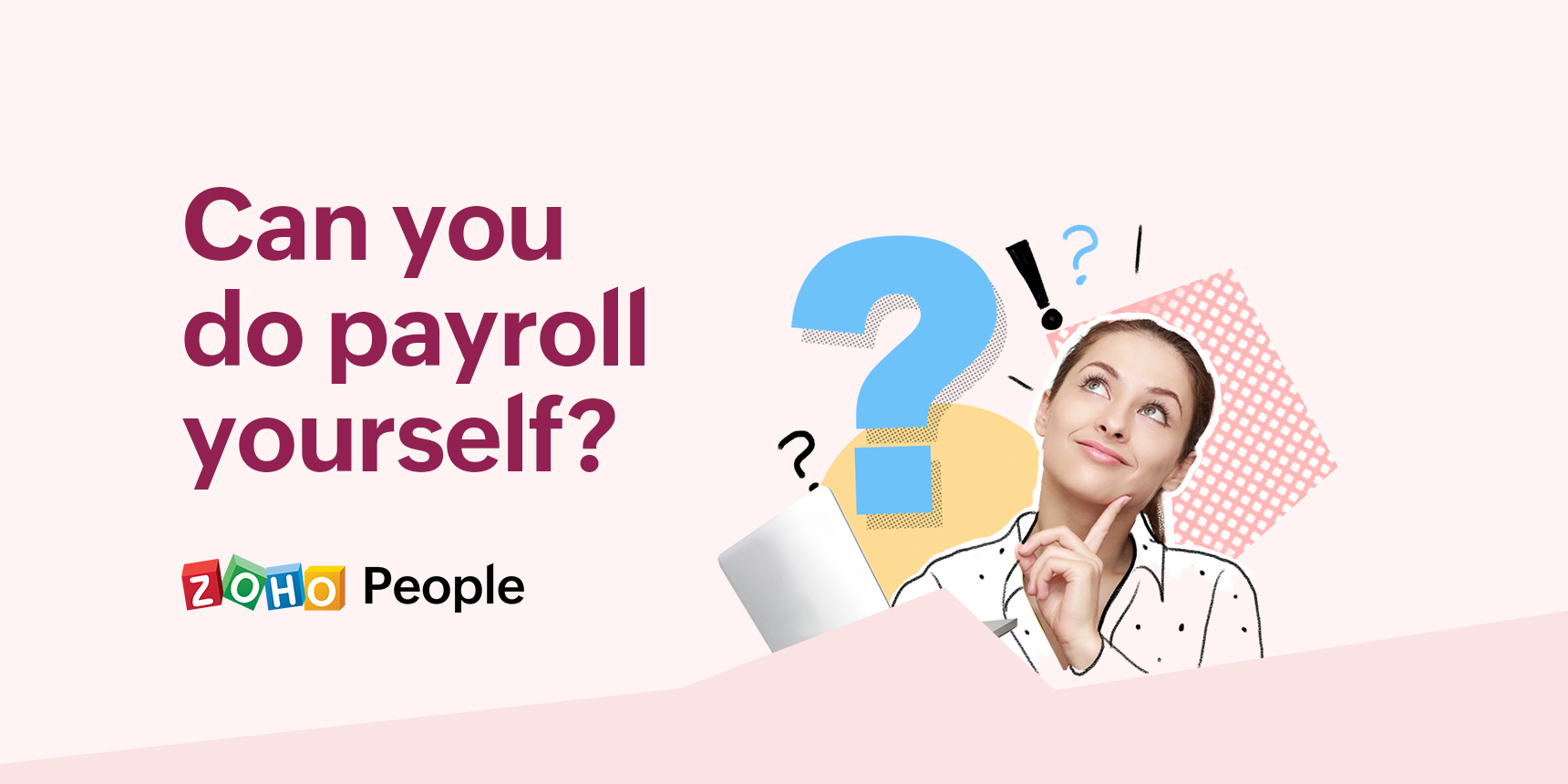 Can you do payroll yourself?