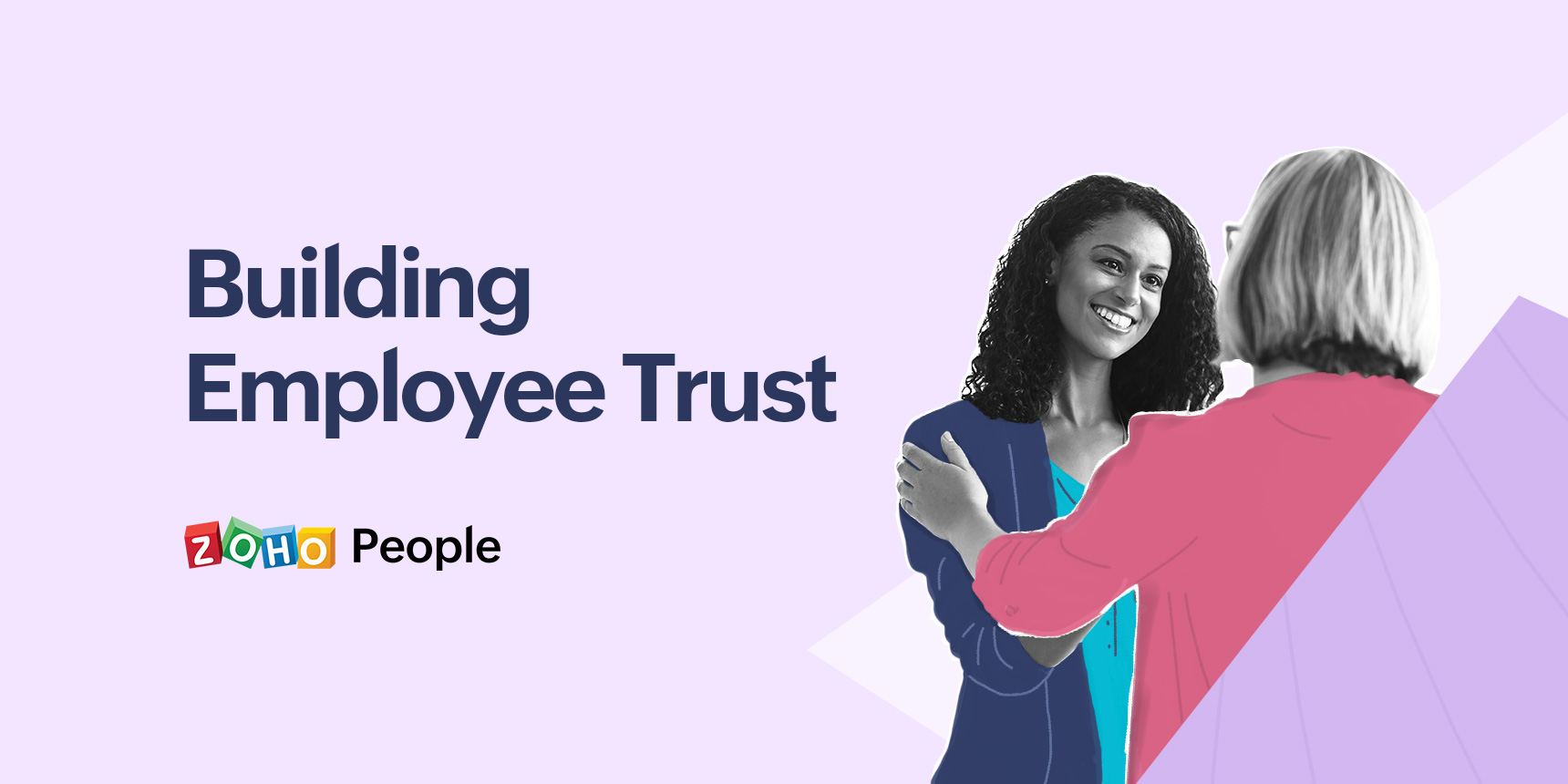 How organizations can build employee trust