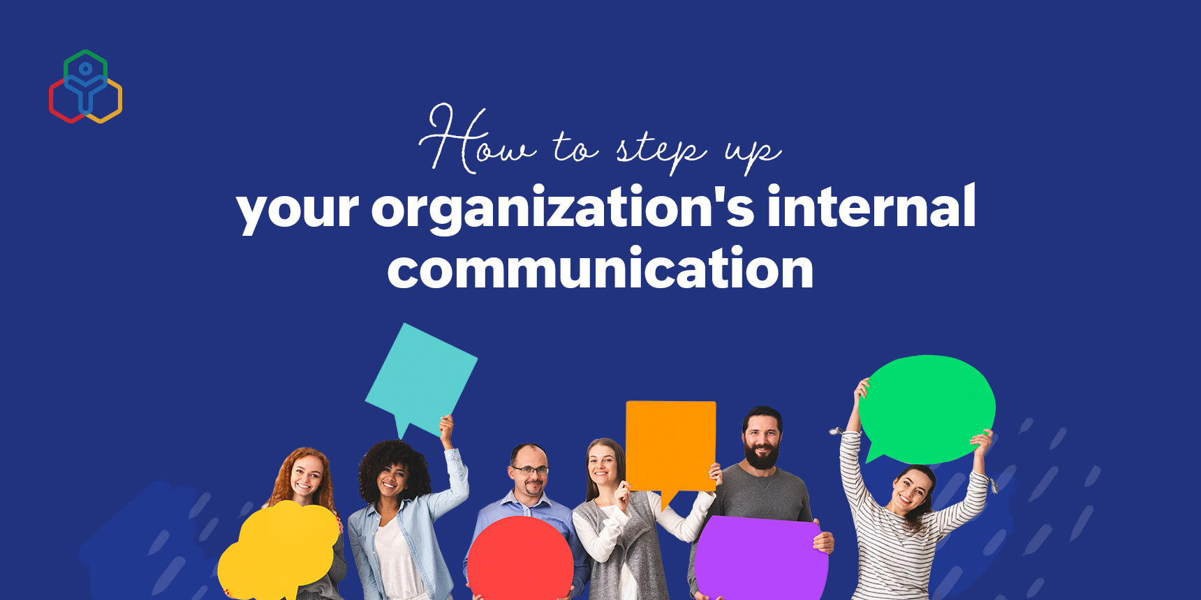 Improving internal communication at organization