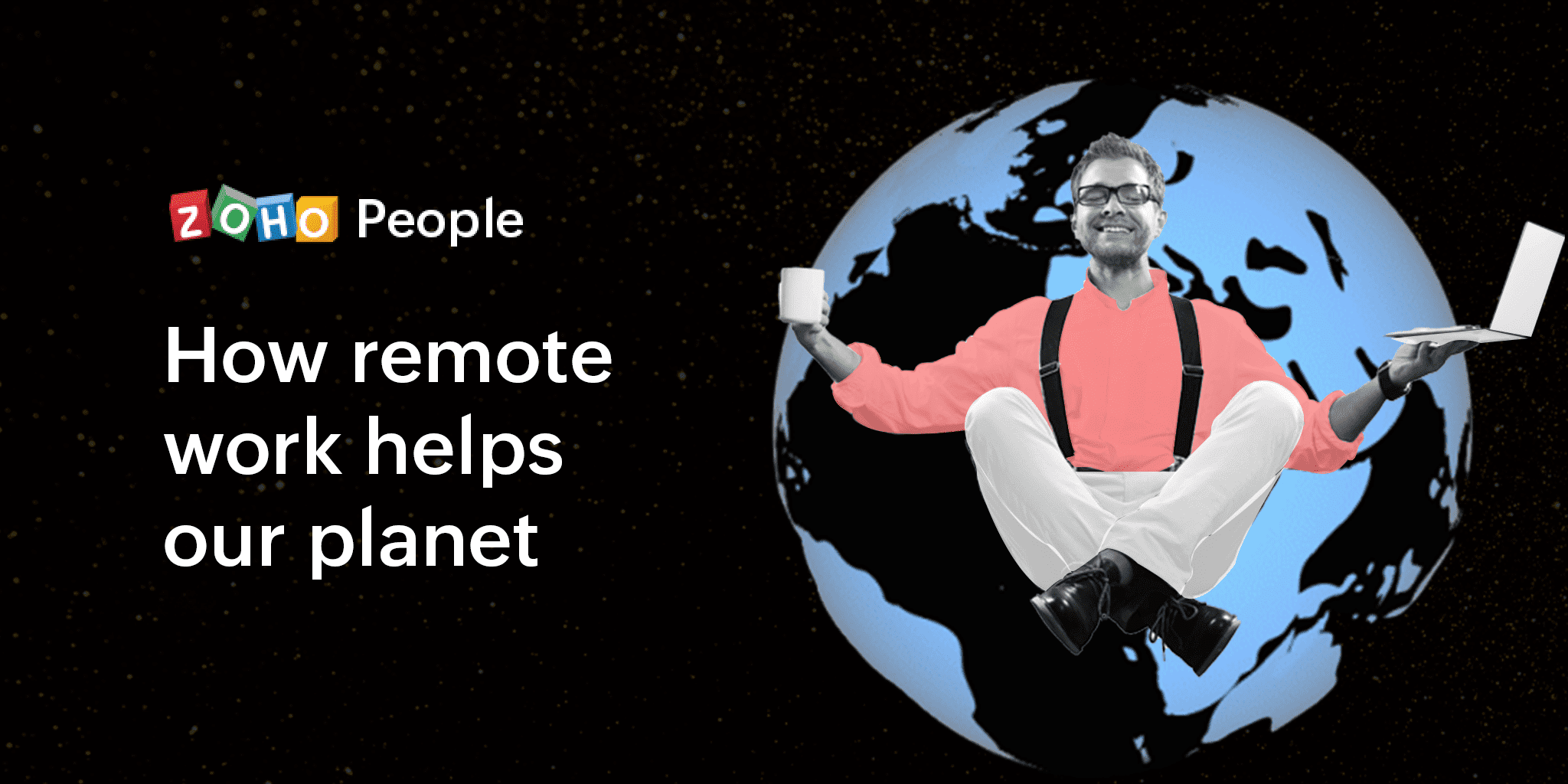 How Remote work helps our planet