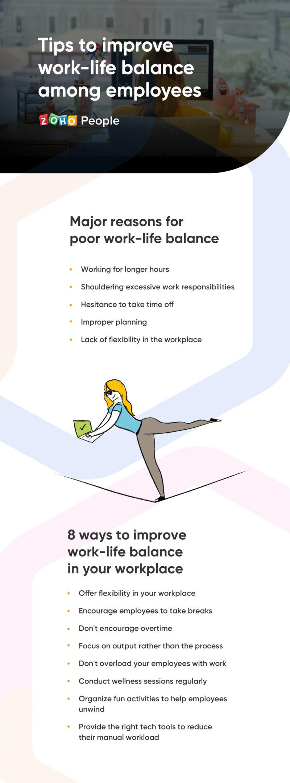 """Improving work-life balance"""