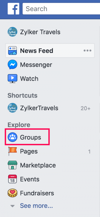 create facebook group 2