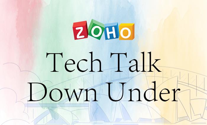 Tech Talk Down Under